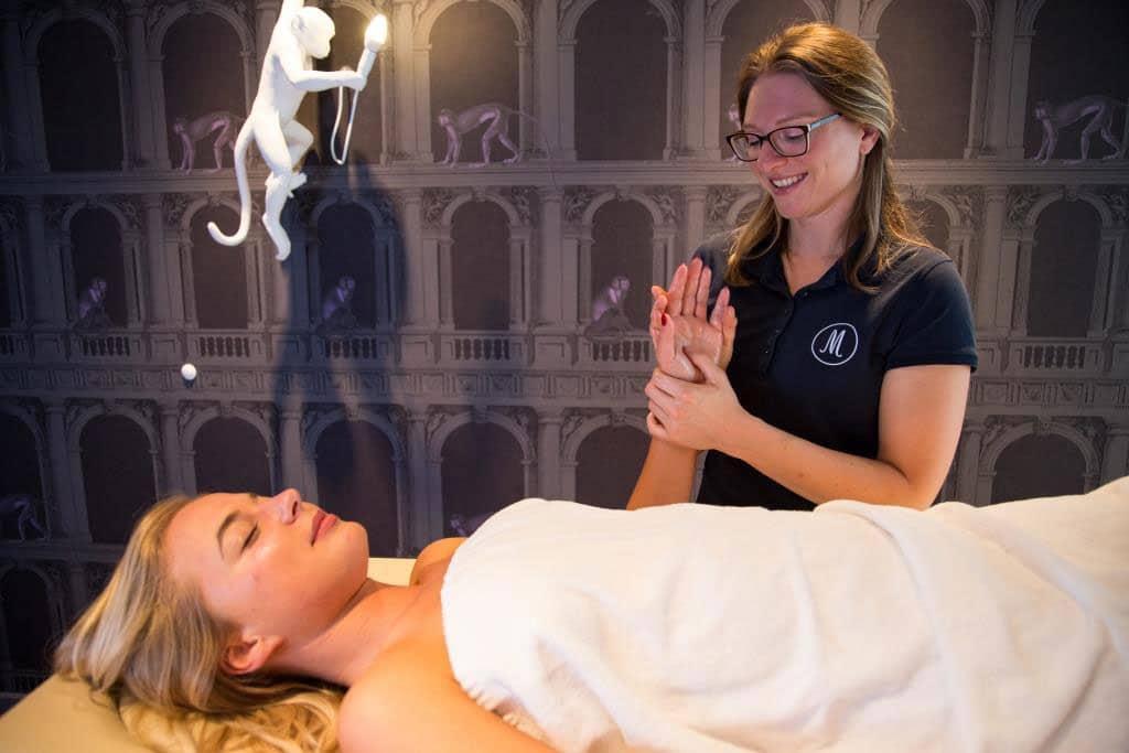 Entspannung pur bei einer Wohlfühl-Massage bei MYSSAGE copyright: CityNEWS / Alex Weis