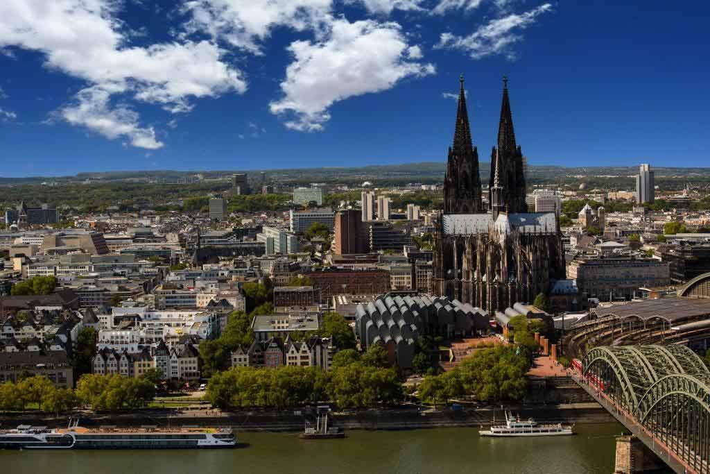 Prognose der Kölner Einwohnerzahlen bis 2040 copyright: CityNEWS / Alex Weis