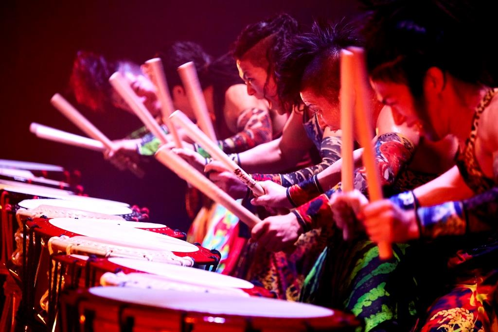 Yamato – The Drummers of Japan copyright: Hiroshi Seo