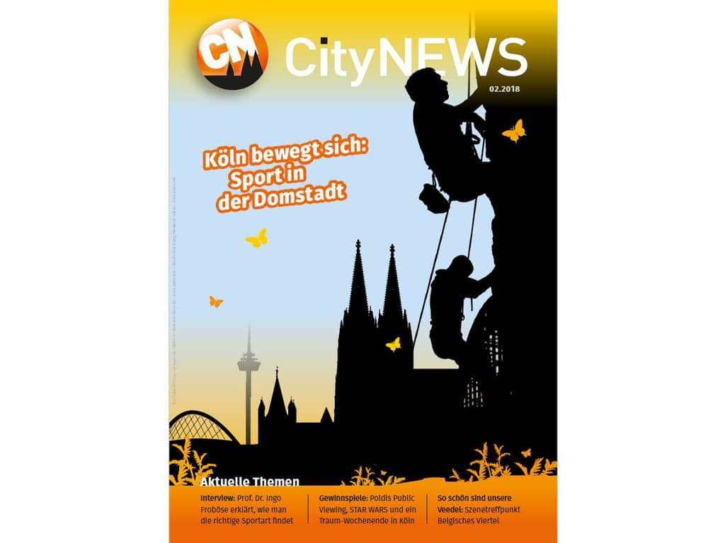 Der Download der neuen CityNEWS-Ausgabe startet mit Klick auf das Cover!
