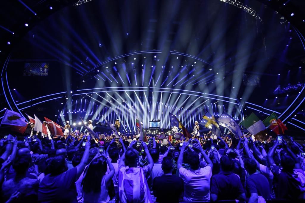 Eurovision Song Contest 2018 in Portugal – Reihenfolge, alle Musik-Videos und Abstimmzettel copyright: Thomas Hanses / EBU