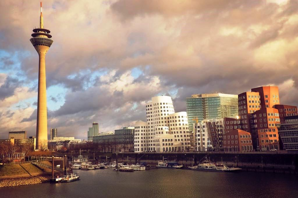 Düsseldorf: Darum lohnt sich der Besuch auch für Kölner copyright: pixabay.com