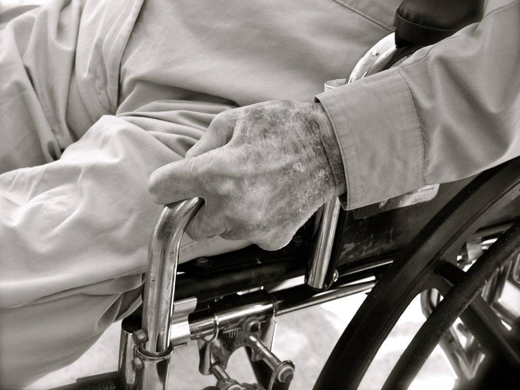 Die Höhe der Leistung aus der Pflegeversicherung hängt vom Pflegegrad ab copyright: pixabay.com
