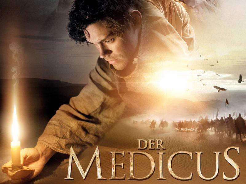 """In Köln wurde u.a. """"Der Medicus"""" gedreht. copyright: Universal Pictures International Germany"""