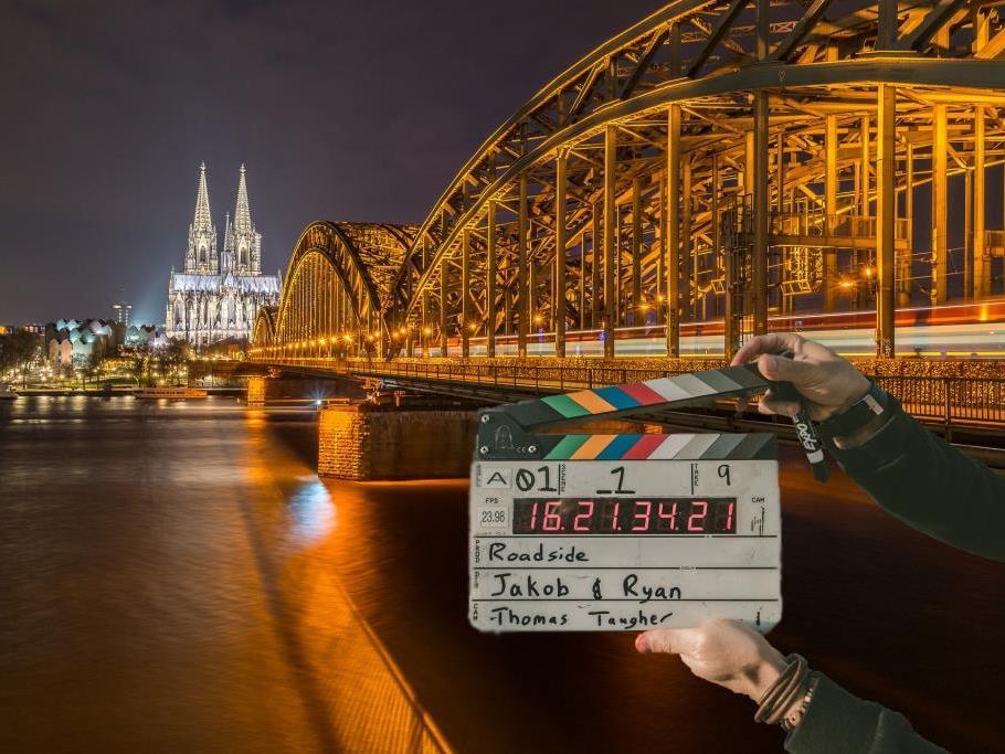 Köln Ist Beliebter Drehort Für Film Und Fernsehproduktionen Citynews