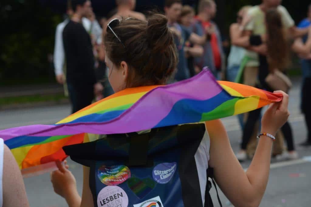 """""""Jeder Pride ist genauso wichtig wie alle anderen"""" copyright: pixabay.com"""