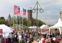 Großes Mittsommerfest 2018 am Schokoladenmuseum Köln copyright: Mitsommerfest Köln