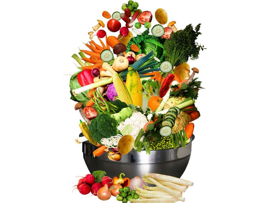 Vegetarisch fleischlos genießen copyright: pixabay.com