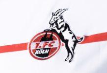 Geißböcke ganz in weiß: So sieht das neue Trikot des 1. FC Köln aus! copyright: 1. FC Köln / Uhlsport