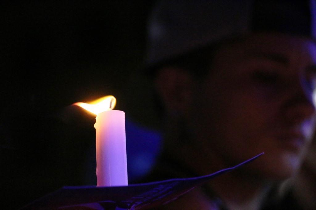 """Emotionaler Höhepunkt am Samstag: """"Kerzenlichter gegen das Vergessen"""" copyright: CityNEWS"""