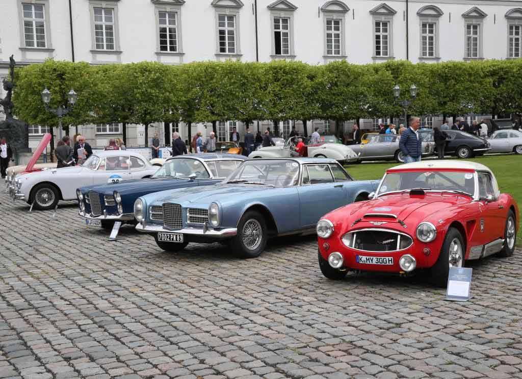 Mit CityNEWS zu den Schloss Bensberg Supersports Classics und Champagner Brunch copyright: Daniela Loof
