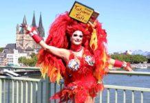 Foto-Galerie: Über 1.000.000 Besucher beim CSD Köln 2018 - Hier gibt es jede Menge Bilder! copyright: CityNEWS