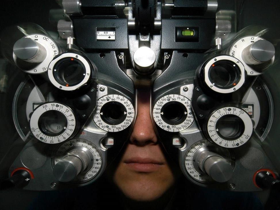 Um eine geringe Sehschwäche auszugleichen,ist die bionische Kontaktlinse eher nicht zu gebrauchen. copyright: pixabay.com