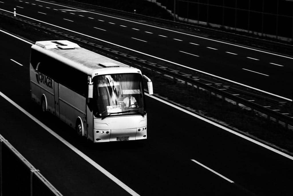 Anreise mit Reisebus copyright: pixabay.com