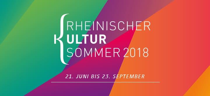 Rheinischer Kultursommer 2018