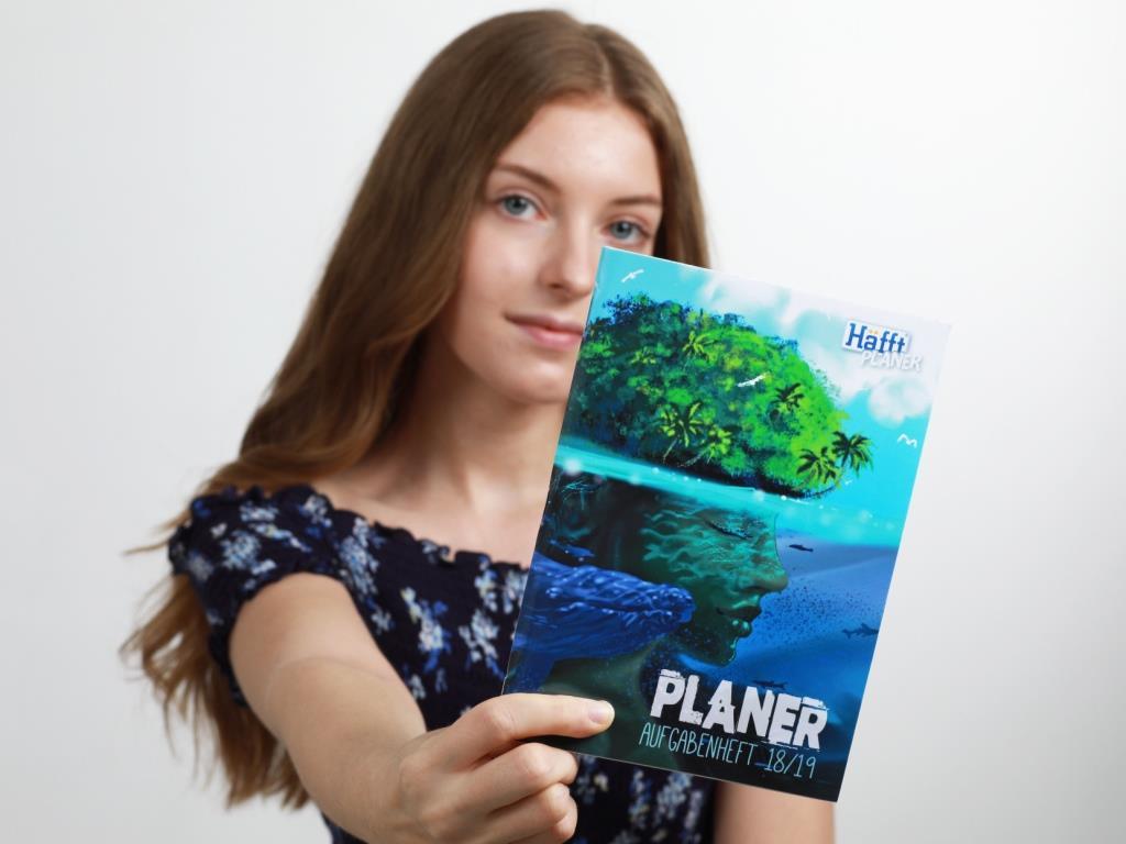 Perfekte Begleiter für den Schulalltag copyright: Häfft Verlag