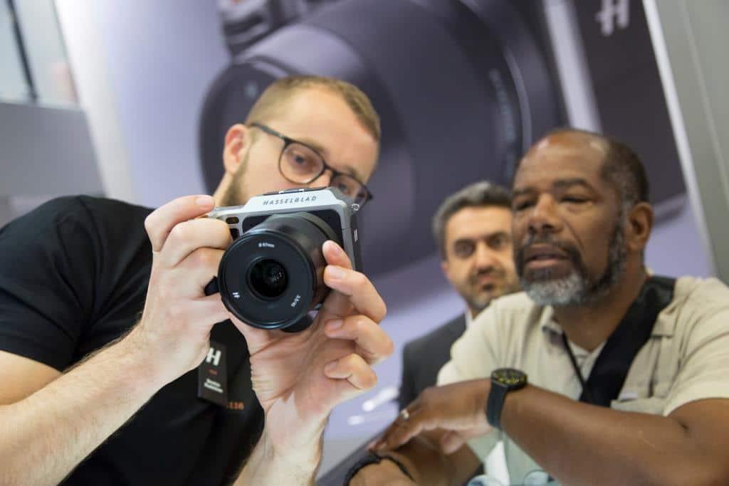 Alle Technologieführer aus den Kernbereichen stehen in den Startlöchern, um ihre neuesten Produkte zu zeigen. copyright: Koelnmesse GmbH, Harald Fleissner