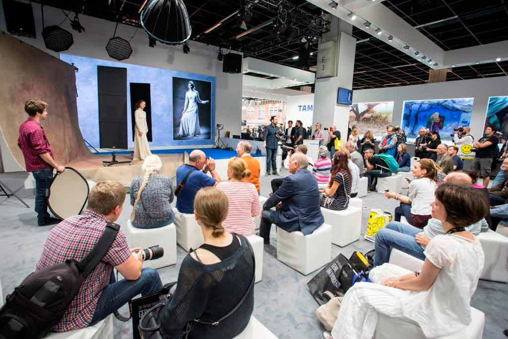 Die Veranstaltung in den Kölner Messehallen will auch als Inspirationsquelle dienen. copyright: Koelnmesse GmbH, Harald Fleissner