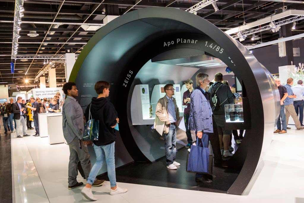 Die photokina 2018 findet vom 26. – 29.09.2018 in Köln statt. copyright: Koelnmesse GmbH, Harald Fleissner