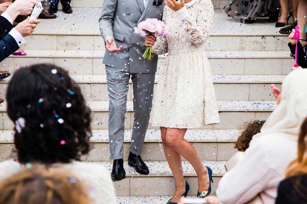 """Checkliste für die Hochzeit: Perfekt geplant zum """"schönsten Tag im Leben"""" copyright: pixabay.com"""