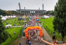 23.000 Läufer waren beim B2Run 2018 in Köln am Start copyright: Stephan Schuetze /Infront B2Run GmbH