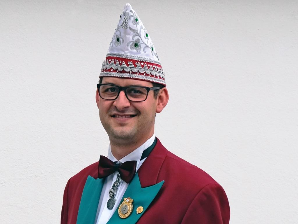 Seine Deftigkeit Bauer Markus copyright: Festkomitee Kölner Karneval