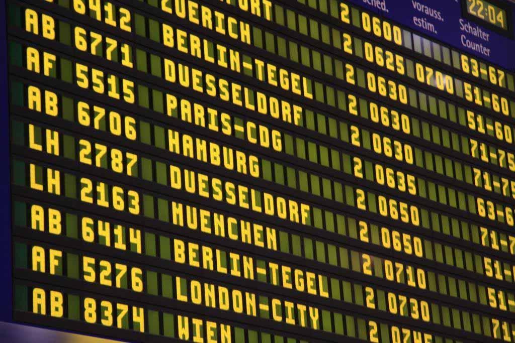 Wann muss die Fluggesellschaft bei Verspätung oder Annullierung bezahlen? copyright: pixabay.com