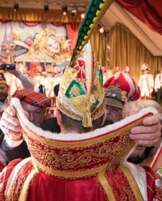 Der altehrwürdige Gürzenich in Köln steht mal wieder Kopf, denn das höchste gesellschaftliche Ereignis der Domstadt steht vor der Tür! copyright: Festkomitee Kölner Karneval