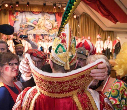 Kölsch mit Knubbeln im Kölner Dreigestirn 2019 copyright: Festkomitee Kölner Karneval