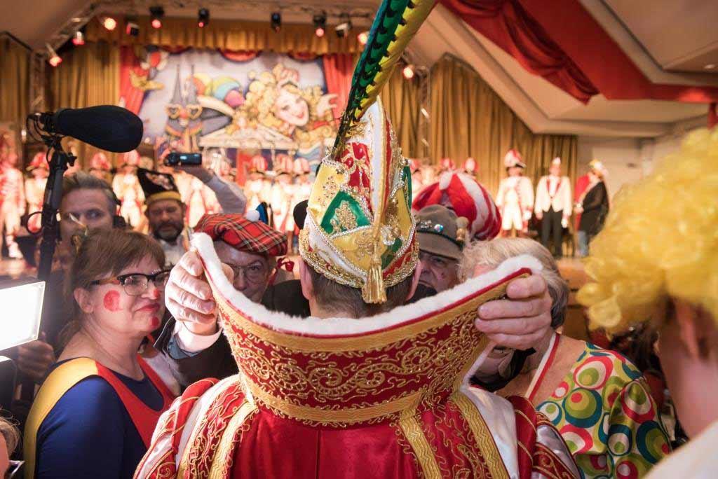 Weitere Events zur Sessionseröffnung copyright: Festkomitee Kölner Karneval