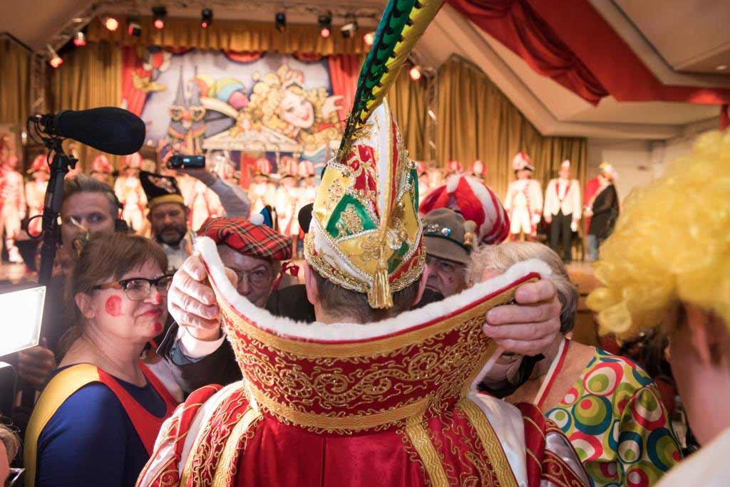 Prinz Karneval copyright: Festkomitee Kölner Karneval