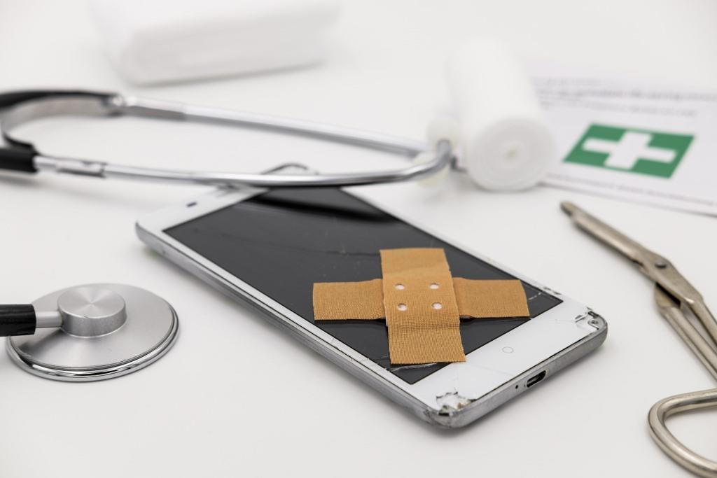 Handys und Tablets vor Glasbruch schützen copyright: pixabay.com