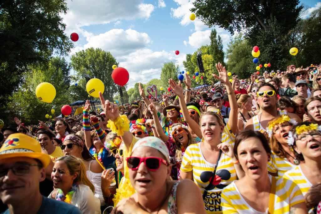 Jeck im Sunnesching 2018: Große Foto-Galerie zum Festival in Köln copyright: CityNEWS / Alex Weis