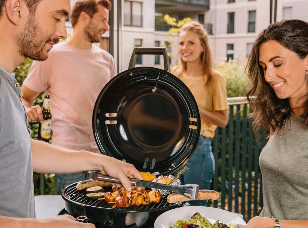 Gewinnen Sie bei CityNEWS die Ausstattung zur perfekten BBQ-Party. copyright: Krombacher