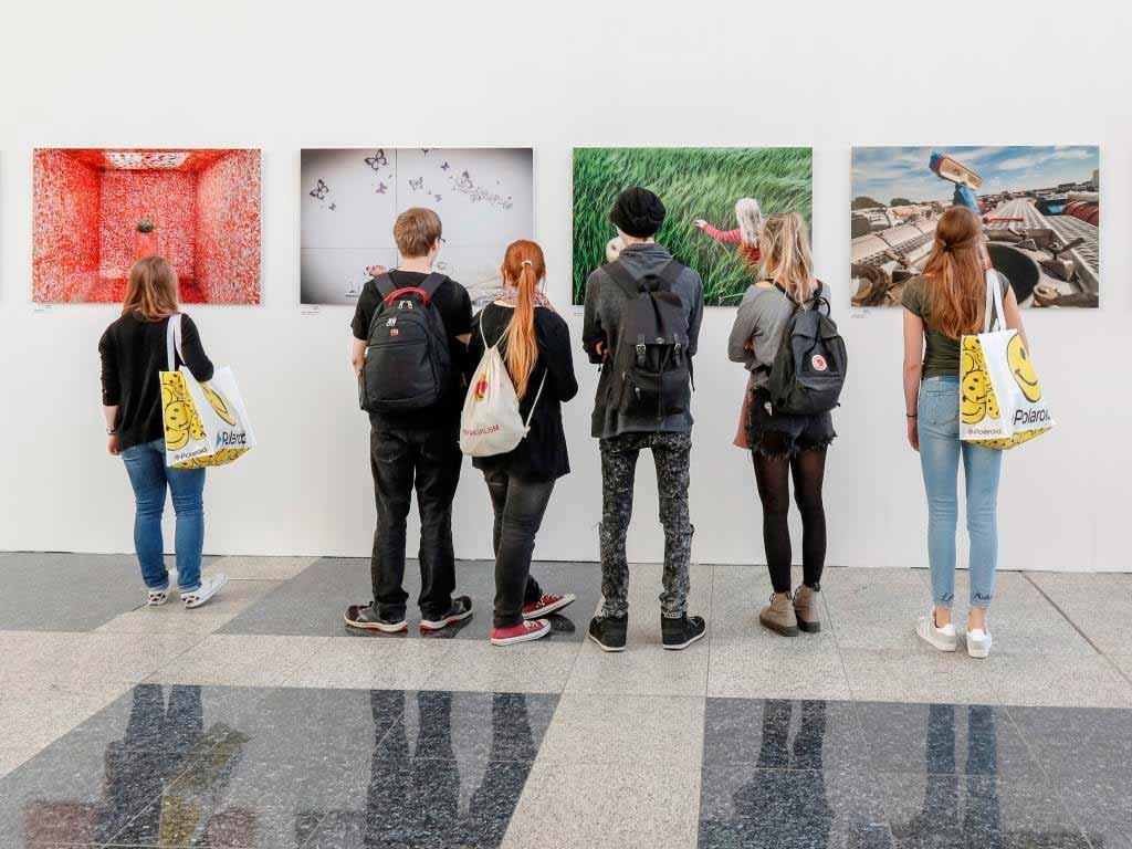 Die Besucher der photokina 2018 in Köln erwarten zahlreiche Ausstellungen. copyright: Koelnmesse GmbH / Hanne Engwald