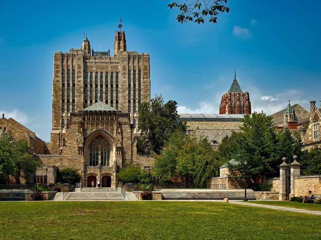 Die Yale University in New Haven ist eine der renommiertesten Universitäten der USA und die drittälteste Hochschule der Vereinigten Staaten. copyright: pixabay.com