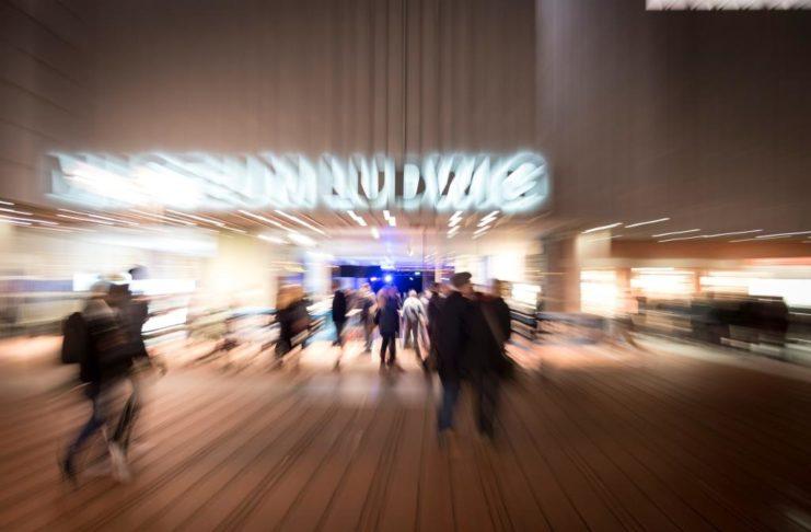 Kölner Museumsnacht 2018: 20.000 Besucher beim Kunst- und Kultur-Festival copyright: Stadtrevue Verlag Köln / Dörthe Boxberg