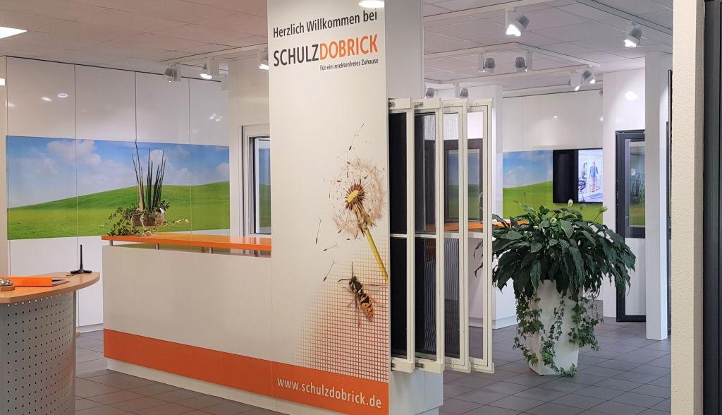 Hausausstellung der Schulz-Dobrick GmbH - für ein insektenfreies Zuhause. - copyright: Schulz-Dobrick GmbH