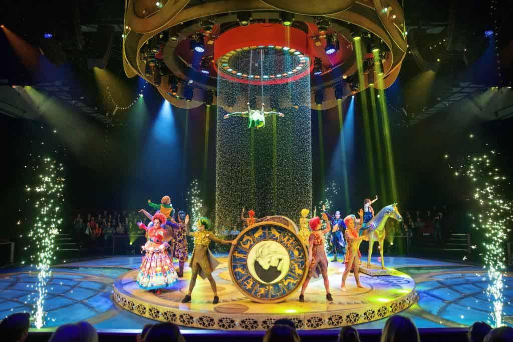 Neue Theaterproduktion CARO richtet sich an internationale Besucher copyright: Efteling / Robert Aarts