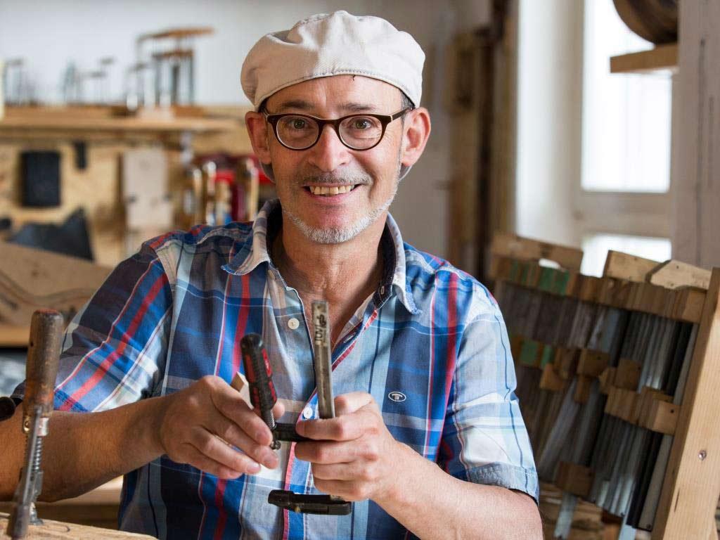 Seit 15 Jahren führt Felix Reuter sein Geschäft. copyright: CityNEWS / Alex Weis