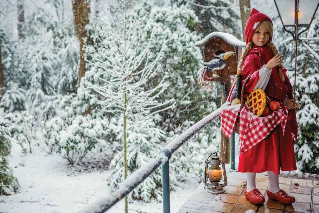 Ein zauberhaftes Wintermärchen copyright: Efteling / Marijn de Wijs Photography