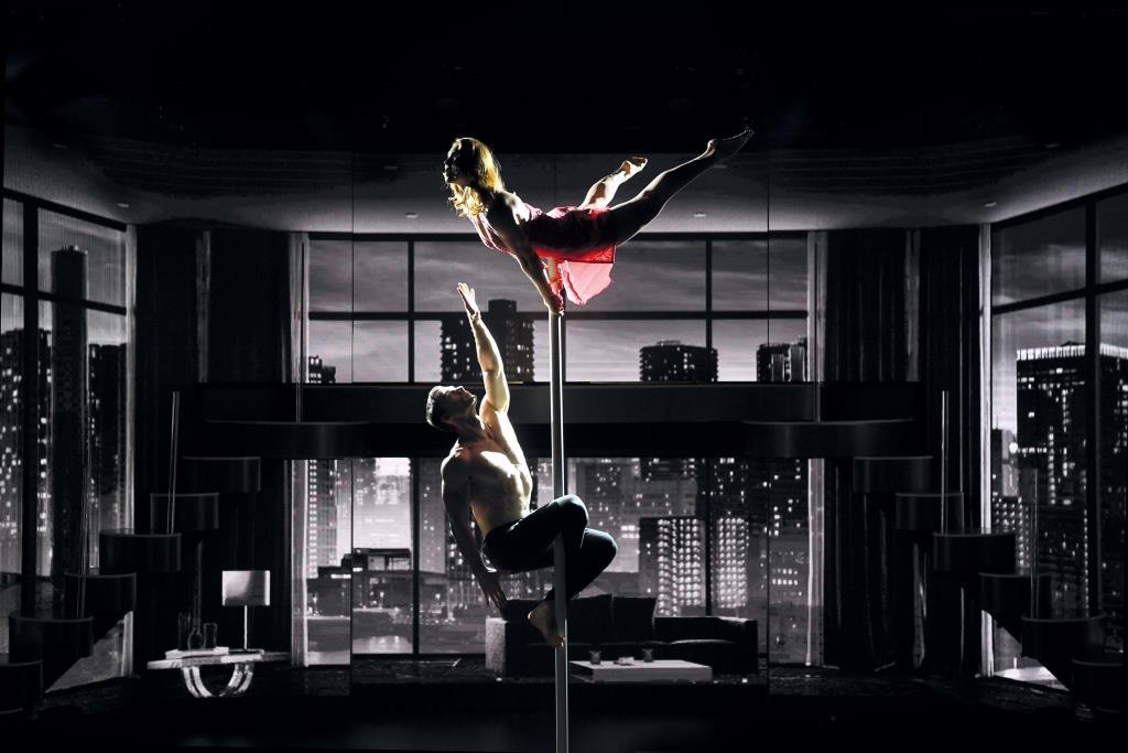 Auf die Fantissima-Gäste warten atemberaubende Show-Acts. copyright: Phantasialand