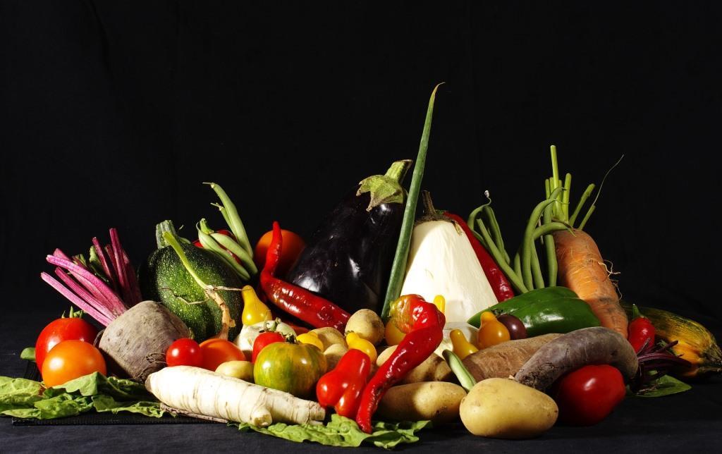 Vegetarische und vegane Lebensweise boomt! copyright: pixabay.com