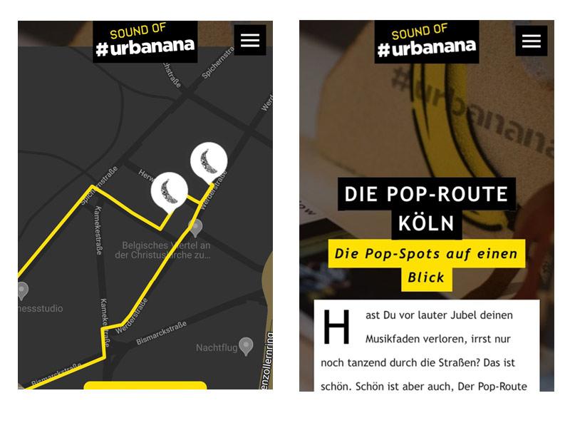 Der Klang der Stadt in einer App copyright: Tourismus NRW. e.V.