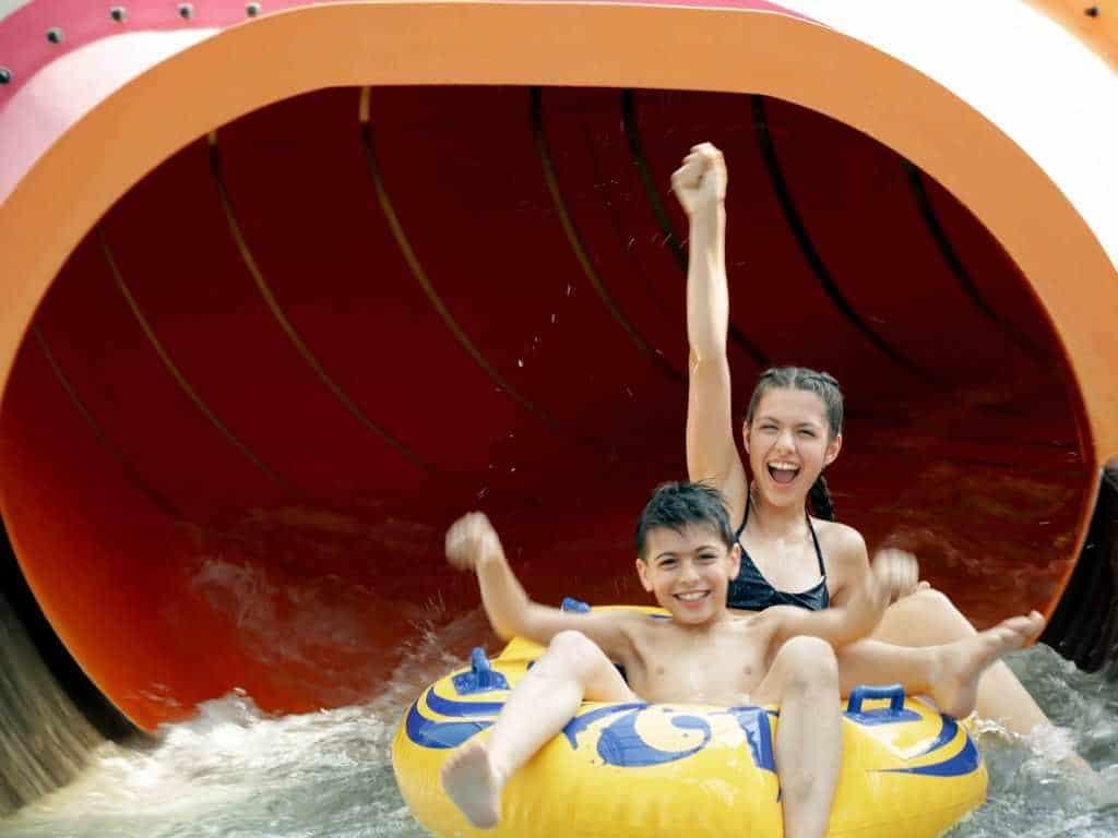 Das AQUALAND – ein besonderes Freizeiterlebnis für die ganze Familie! copyright: Aqualand Freizeitbad am Fühlinger See GmbH & Co KG