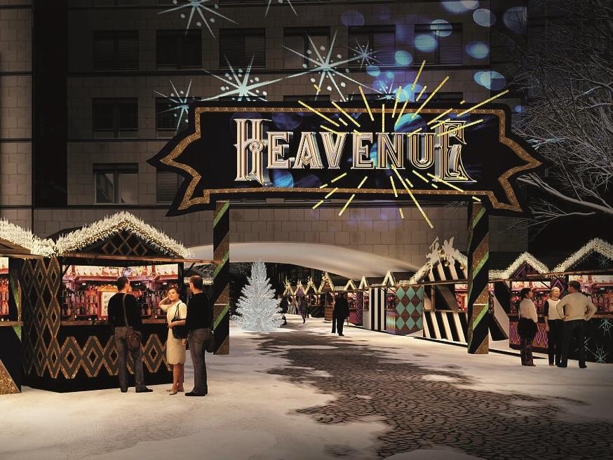 Heavenue - Schwul-lesbischer Weihnachtsmarkt copyright: Chicos Event GmbH