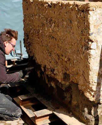 Azubis retten antikes römisches Denkmal im Rheinland vor Zerstörung copyright: Landschaftsverband Rheinland (LVR)