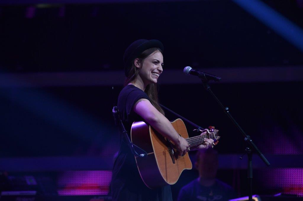 Mascha Winkels bei The Voice of Germany copyright: ProSieben / SAT.1 / André Kowalski