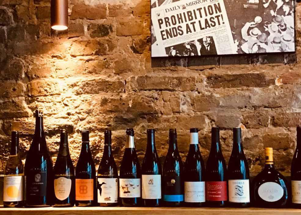 Wein-Angebot wechselt jede Woche copyright: Bar Rix