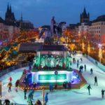 Heinzels Wintermärchen: Der Weihnachtsmarkt in der Kölner Altstadt mit Eisbahn copyright: Heinzels Wintermärchen Köln